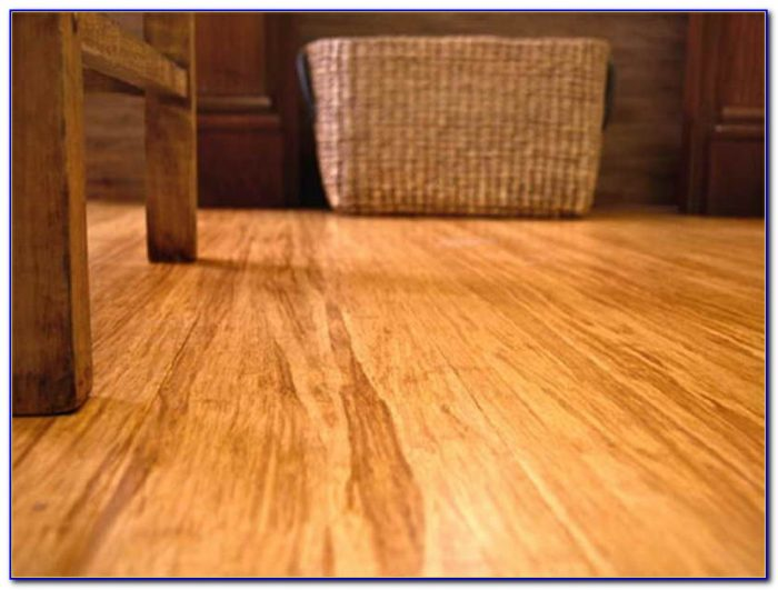Golden Arowana Bamboo Flooring Installation Instructions