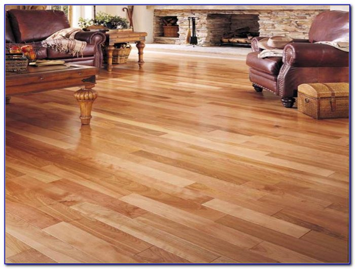 Golden Arowana Strand Bamboo Flooring With Locking System