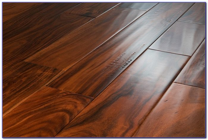 Hand Scraped Acacia Engineered Hardwood Flooring