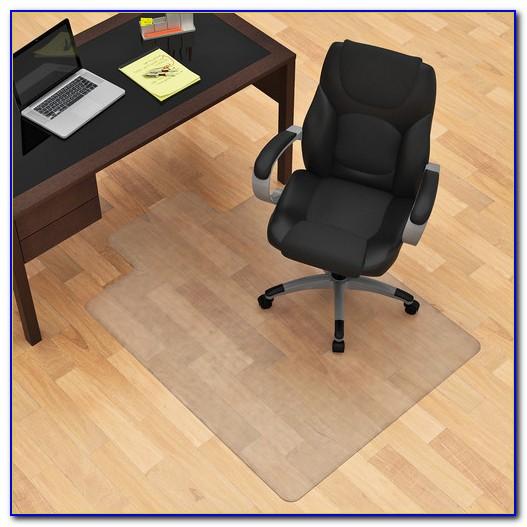 Hard Floor Chair Mat Lip 36''x 48''