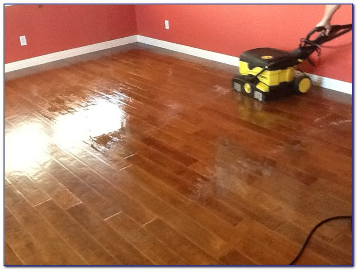 Hardwood Floor Deep Cleaning Machine Flooring Home