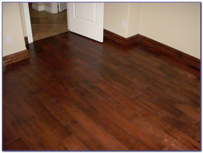 Installing Laminate Wood Flooring In Kitchen