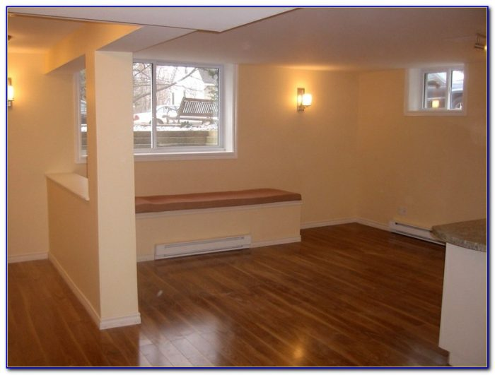 Laminate Flooring In Basements Installation