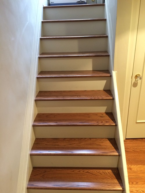 Laminate Flooring On Stairs Nosing