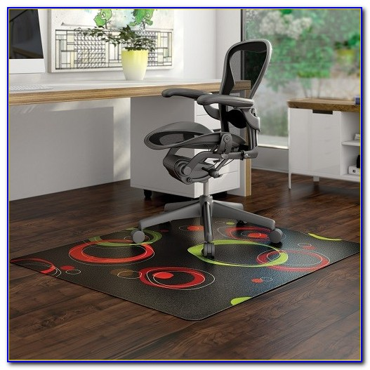 Large Chair Mat For Hard Floors