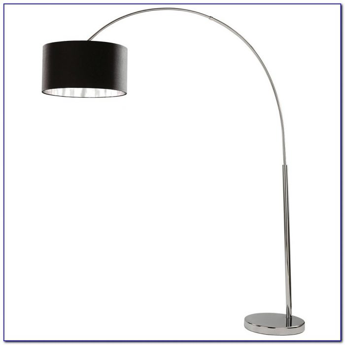 Chrome arc floor lamp asda flooring home design ideas for Floor lamp asda
