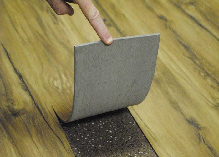 Loose Lay Vinyl Flooring Installation
