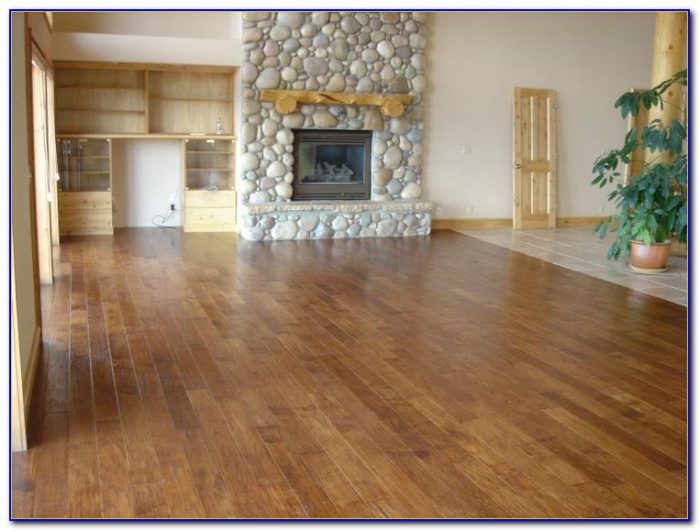 Medium Brown Hardwood Floors
