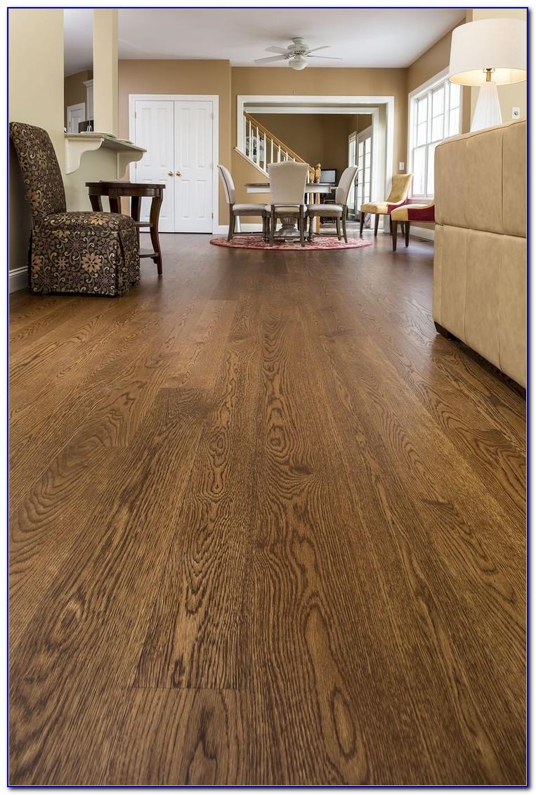 Medium Colored Hardwood Floors