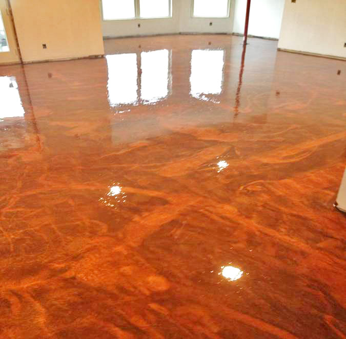 Metallic Epoxy Floor Coating India