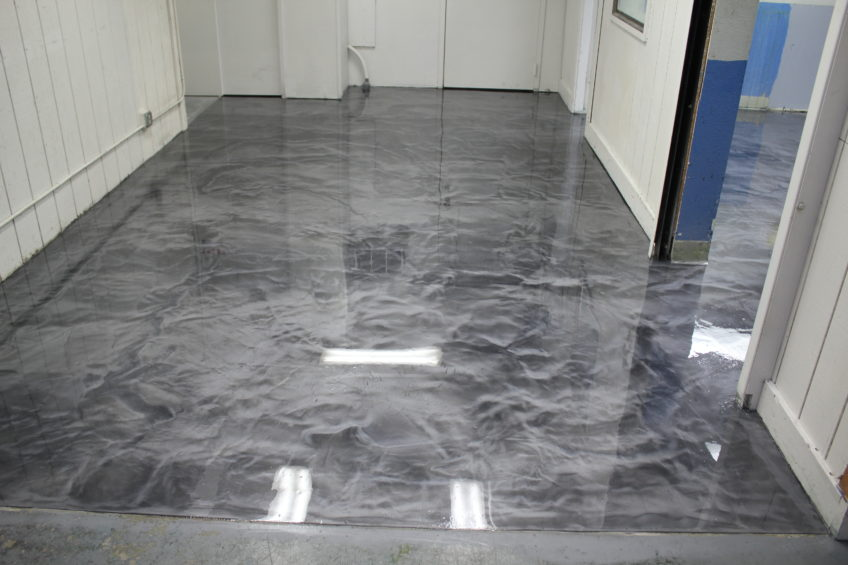 Metallic Epoxy Floor Paint Uk