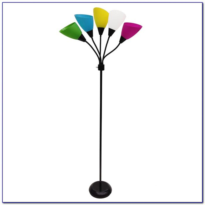 Multi Head Floor Lamp Shades
