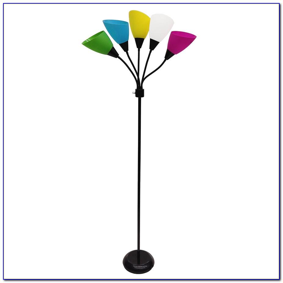 Multi Head Floor Lamp Shades