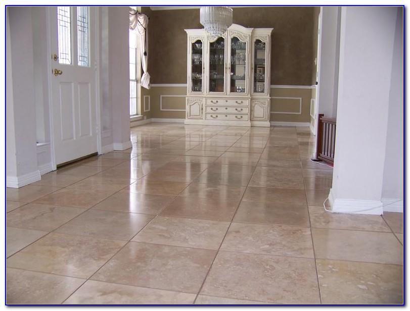 Painting Ceramic Floor Tile In Bathroom