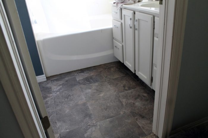 Peel And Stick Floor Tiles Not Sticking