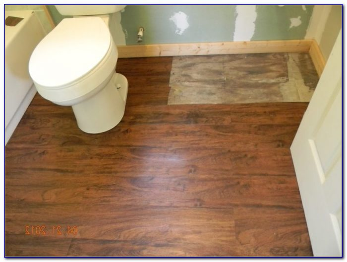 Peel And Stick Vinyl Flooring On Walls