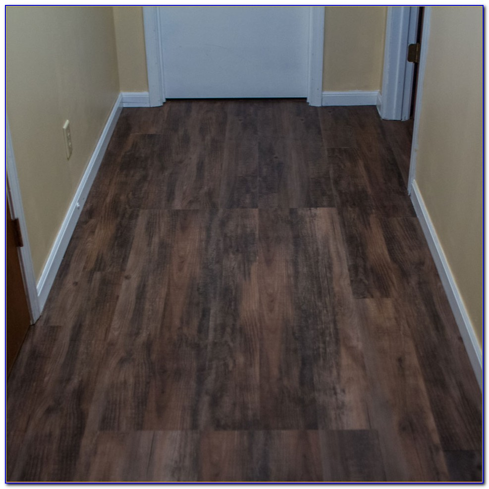 Peel And Stick Vinyl Plank Flooring Installation