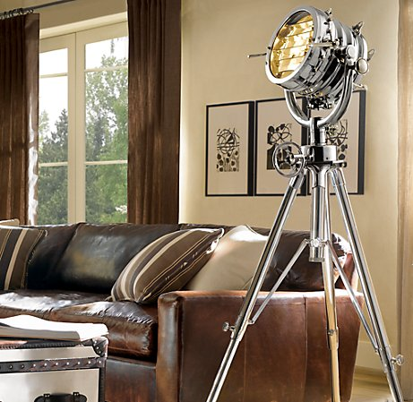 Photographer's Tripod Floor Lamp Canada