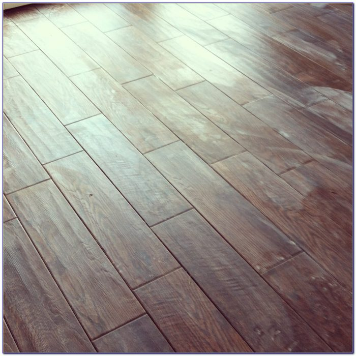 Porcelain Wood Tile Flooring