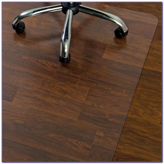 Pvc Chair Mat For Hard Floors
