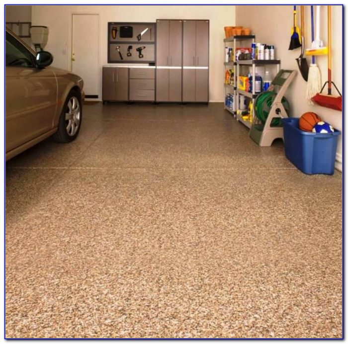 Quikrete Epoxy Garage Floor Coating Kit Instructions