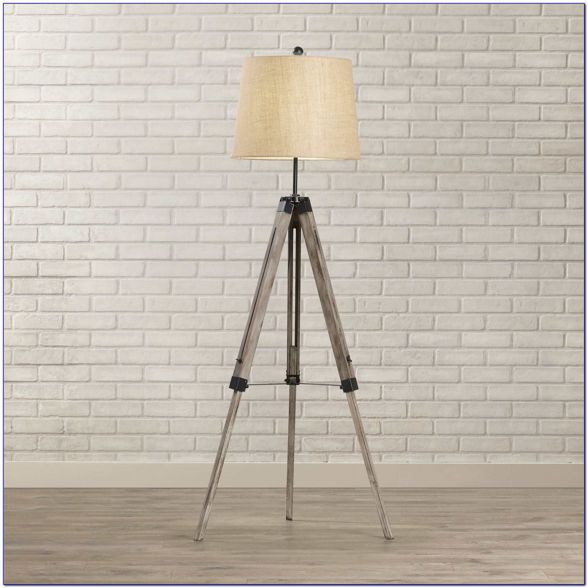 Retro Tripod Studio Floor Lamp