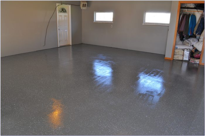 Rust Oleum Floor Coating