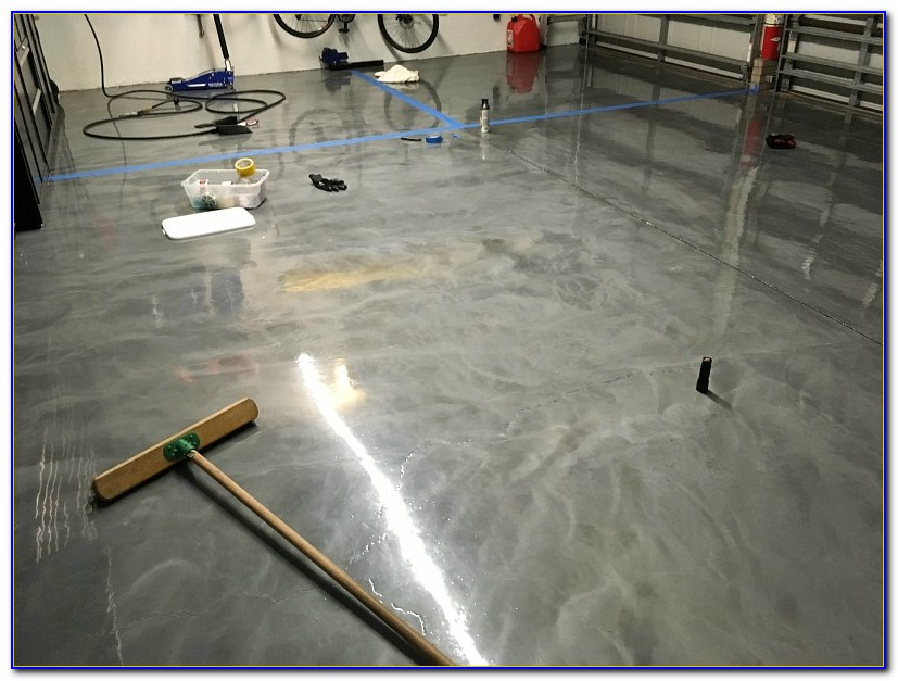 Rust Oleum Rocksolid Garage Floor Coating Kit