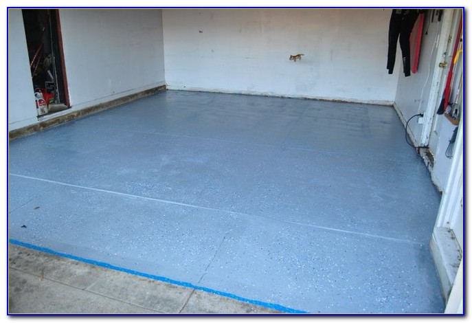 Rustoleum Garage Floor Coating Instructions