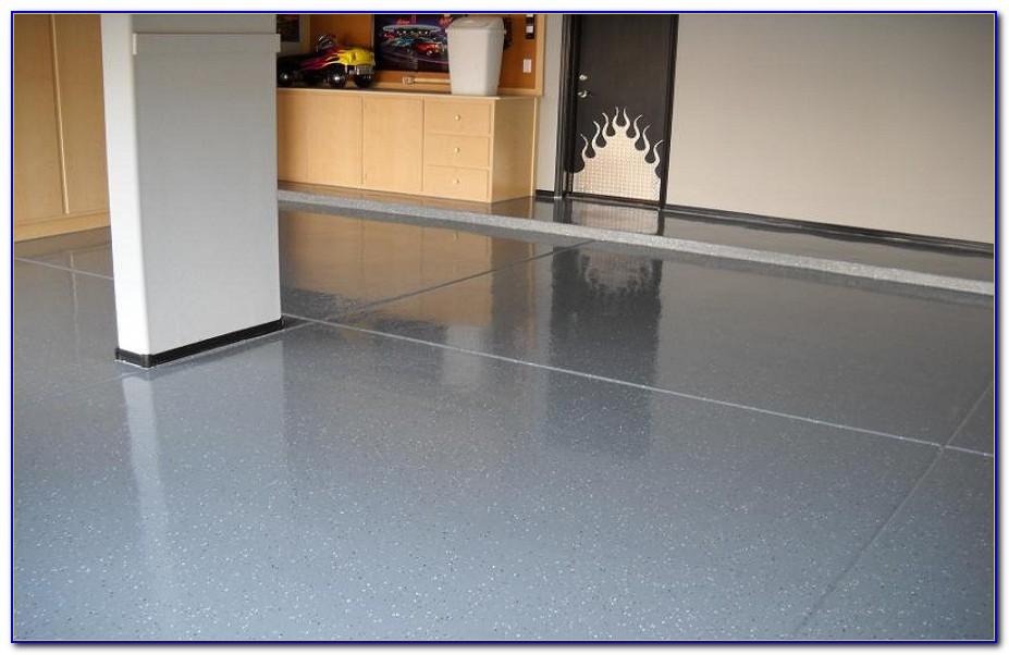 Rustoleum Garage Floor Epoxy Second Coat