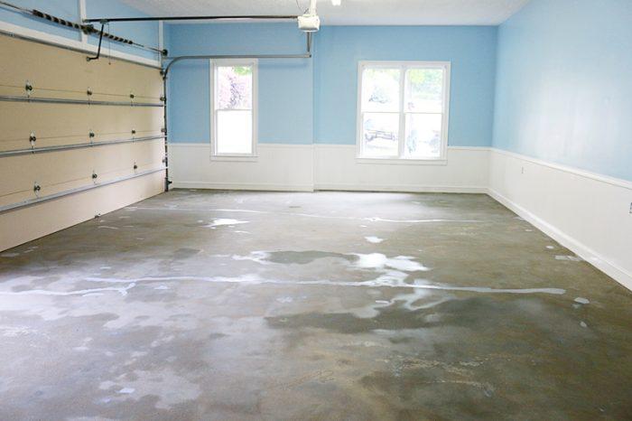 Rustoleum Garage Floor Paint Instructions