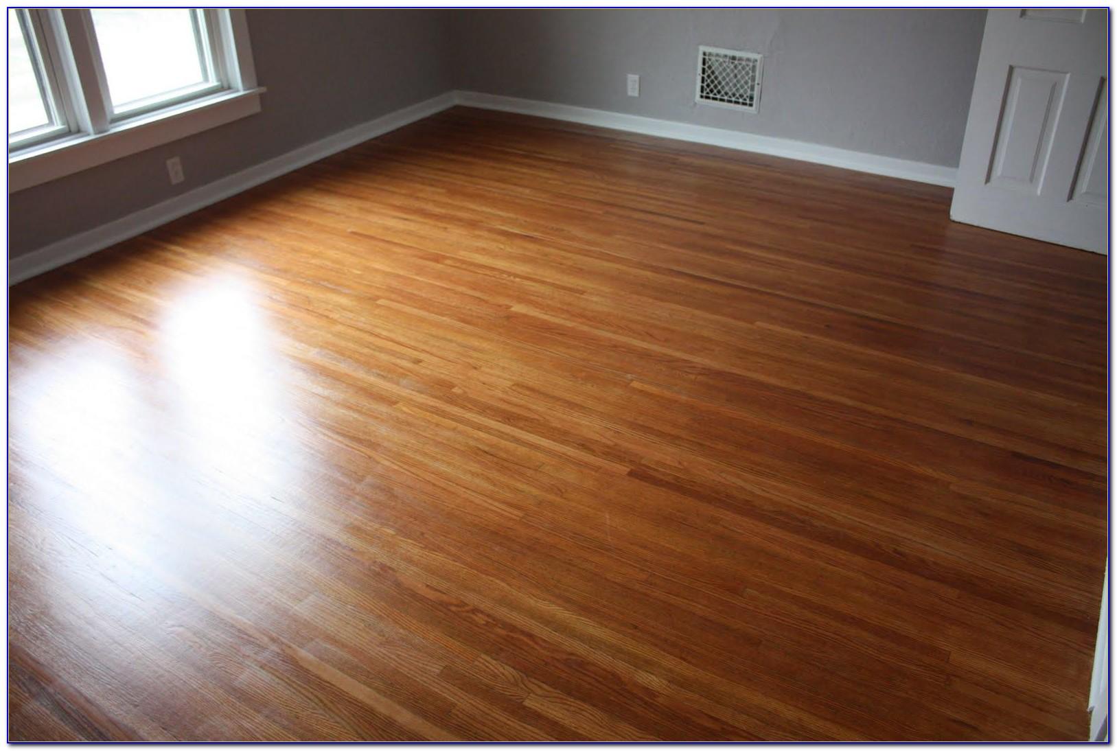 Satin Finish Hardwood Flooring Vancouver