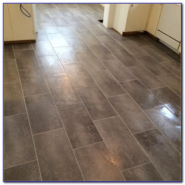 Self Stick Vinyl Floor Tiles Not Sticking