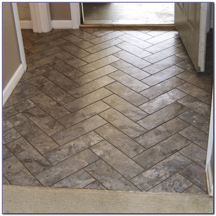 Self Stick Vinyl Floor Tiles On Concrete