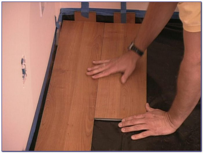 Snap Together Wood Flooring Cleaning