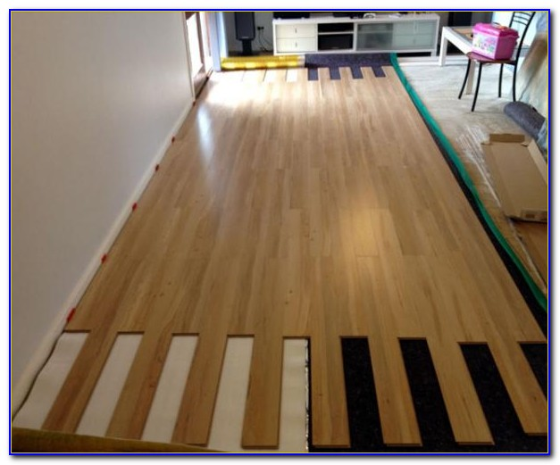 Soundproof Underlayment For Hardwood Floors