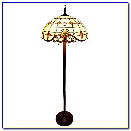 Stained Glass Floor Lamps Canada