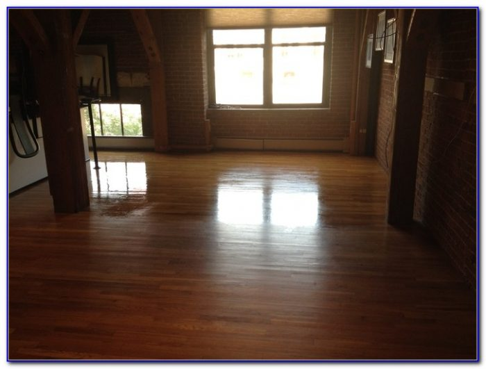 Steam Clean Wood Floors