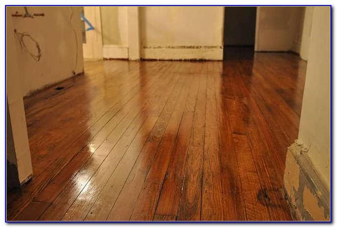 Steam Cleaning Engineered Hardwood Floors