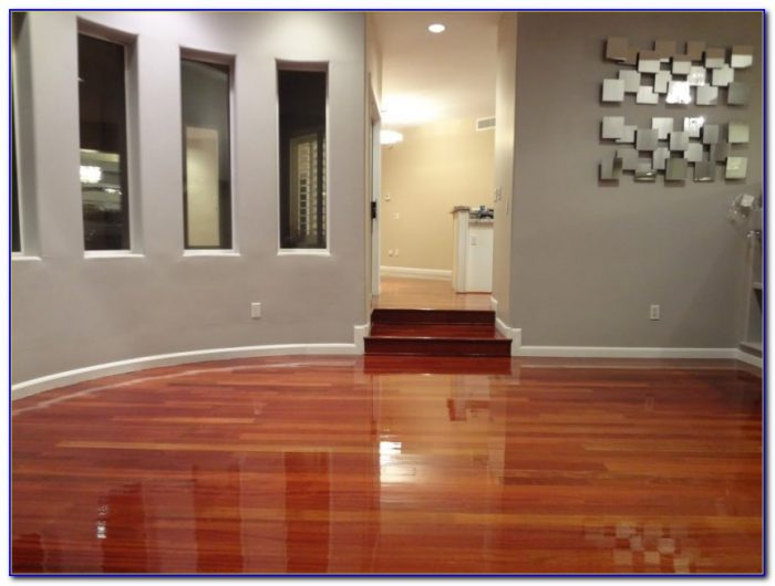 Steam Cleaning Hardwood Floors Safe