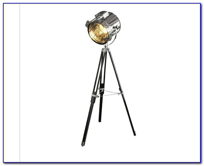 Studio Light Tripod Floor Lamp
