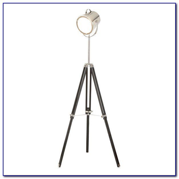 Studio Tripod Floor Lamp Uk
