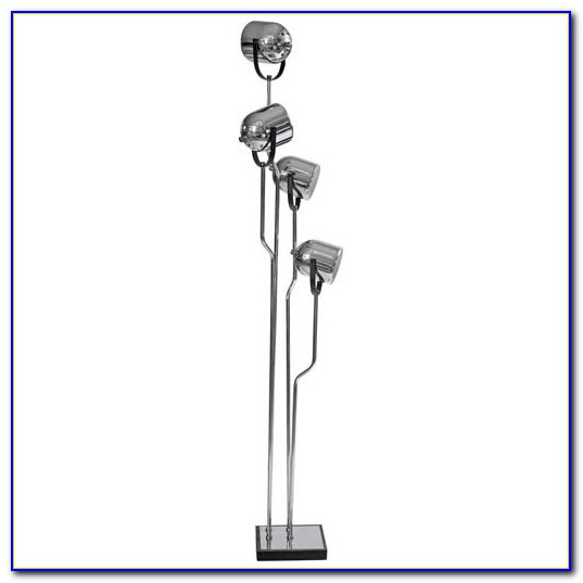 Threshold Multi Head Floor Lamp