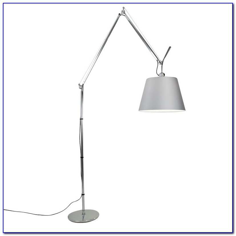 Tolomeo Mega Floor Lamp Assembly Instructions