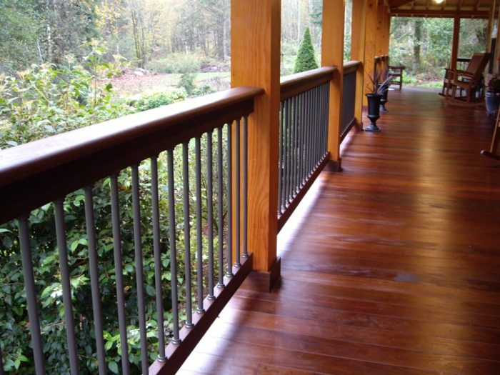 Tongue And Groove Porch Flooring Wood