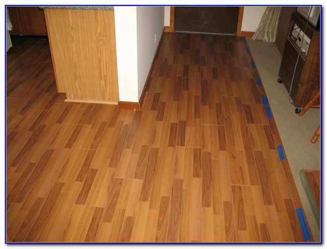 Traditional Living Laminate Flooring Installation