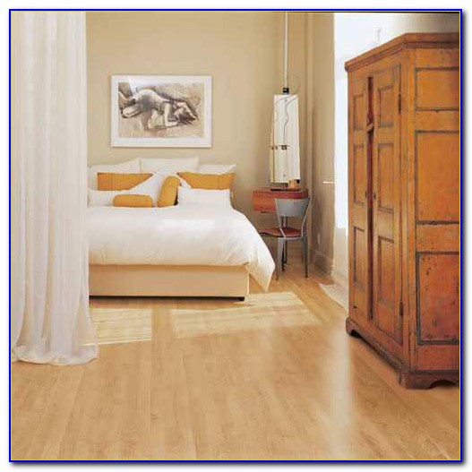 Traditional Living Laminate Flooring Monterey Maple