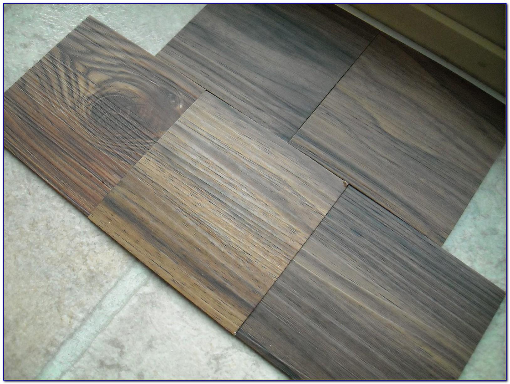 Trafficmaster Allure Vinyl Plank Flooring Cleaning