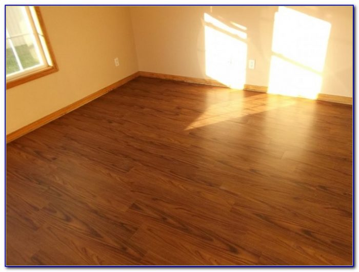 Trafficmaster Glueless Laminate Flooring Care