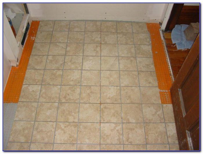 Underlayment For Vinyl Plank Flooring In Bathroom